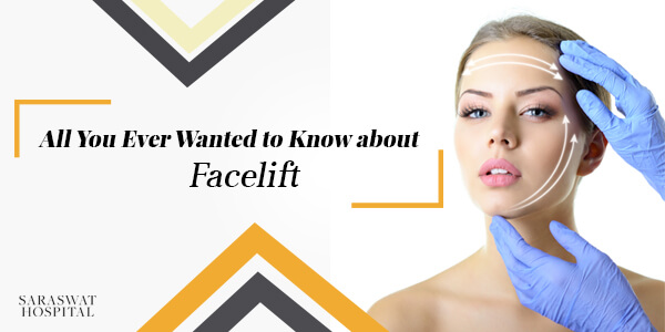 surgical face lift in India