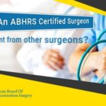 ABHRS Certified Surgeon