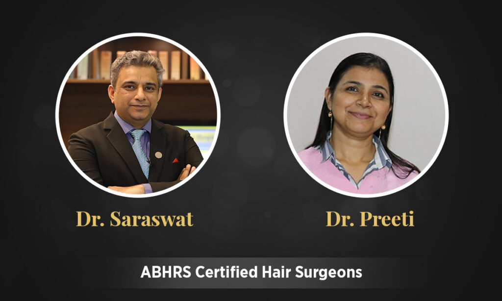 ABHRS Certified Hair Surgeons