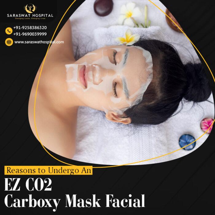 EZ CO2 Mask Facial