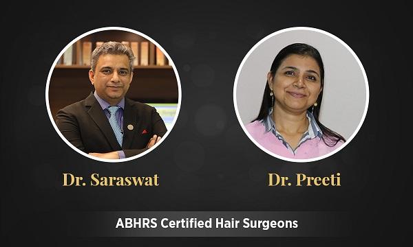 ABHRS Certified Hair Transplant Surgeons