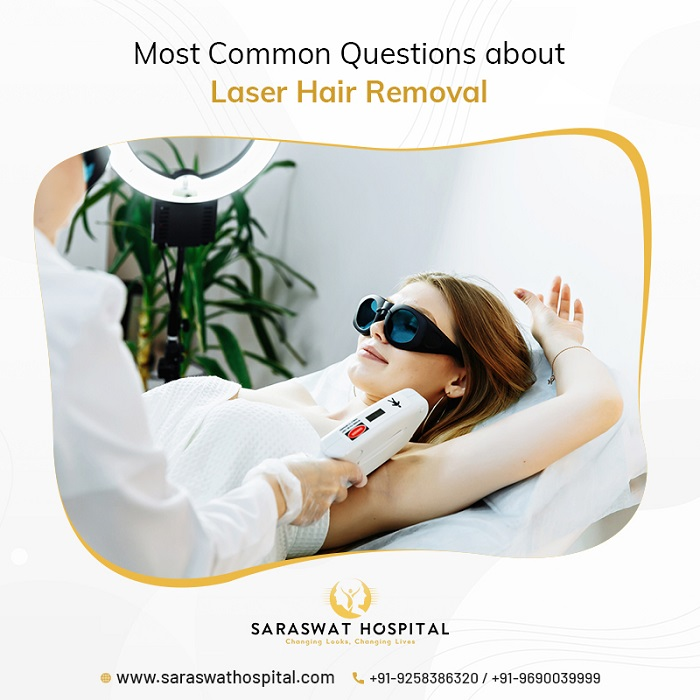 Laser Hair Removal Clinic in Agra