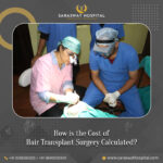 Cost of hair transplant surgery