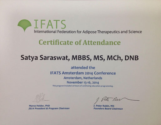IFATS Amsterdam 2014 Conference