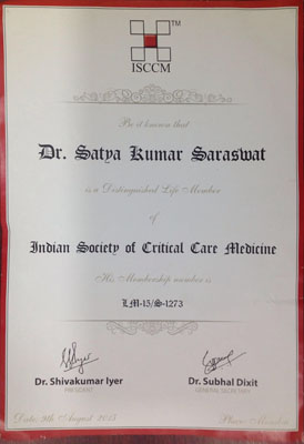 Indian Society of Critical Care Medicine, 2015