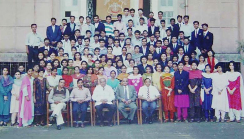 MBBS, Gandhi Medical College, Bhopal 92 Batch