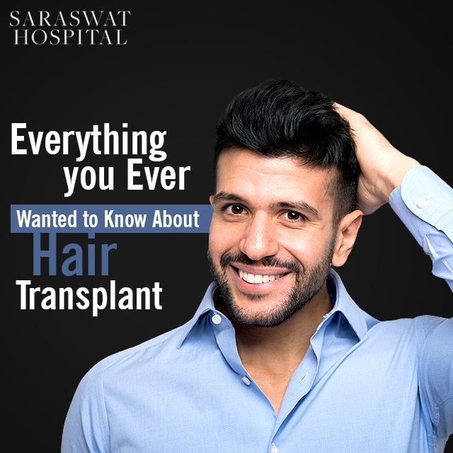 All You Wanted To Know About Hair Transplant